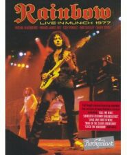Rainbow-Live In Munich 1977 (2013, DVD NUOVO) (REGIONE 0)