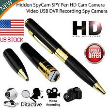 Mini HD USB DV Camera Pen Recorder Hidden Security DVR Cam Video Spy 1280*960