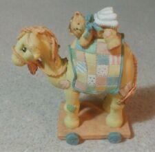 "1993 Cherished Teddies Nativity CAMEL #904309 ""Friends Like You""  MINT"