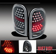 96-00 CHRYSLER TOWN COUNTRY/VOYAGER LED TAIL LIGHTS BLK