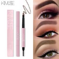KIMUSE Microblading Tattoo Eyebrow Ink Pen Eye Brow Make Up 4 Colors Pencil Hot