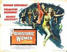 Les Femmes préhistoriques 1950 Poster 02 A2 Box Toile imprimer