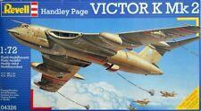 HANDLEY PAGE VICTOR K Mk.2 REVELL PLASTIC KIT 1/72