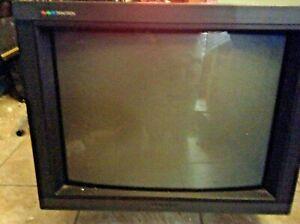 "Sony PVM-2030 Trinitron 20"" Color Professional CRT Retro Gaming Monitor W/Remote"