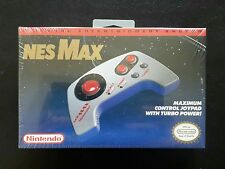 NES MAX  CONTROLLER !!!  BRAND NEW !! FACTORY SEALED !! NINTENDO