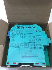 Pepperl&Fuchs KFD2-UFC-Ex1.D Isolator K System Module Part No.188370