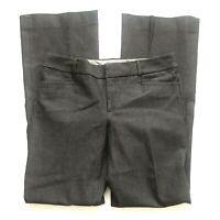 Banana Republic Women's Dress Pants, Gray Size 6 Stretch The Sloan Fit