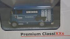 PREMIUM CLASSIXXS- MERCEDES BENZ L319 - UNIMOG KUNDENDIEST - 500 PIECES- 1/43