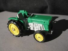 TOMICA No. 92 Kubota Tractor - Near Mint Condition - Made in Japan