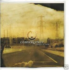 (490L) Convergence, Points Of View - DJ CD
