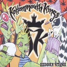 Hidden Stash [PA] by Kottonmouth Kings (CD, Jul-2006, Suburban Noize) NEW Sealed
