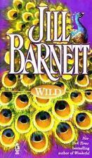 Wild, Jill Barnett, Good Condition, Book
