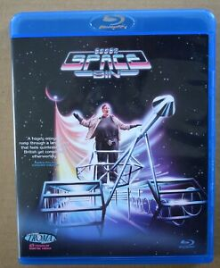 Essex Space Bin - US Import Blu Ray Region A/B/C Troma Mint/RARE OOP