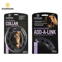 StarMark Collar or Collar Links for Dog - S - L - Add High Strength Link Design