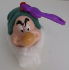 McDonald'S Snow White & The Seven Dwarfs Grumpy Clip On (Inv1713)