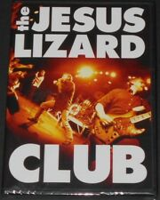 THE JESUS LIZARD club USA DVD 2011 new sealed live 2009 SCRATCH ACID pigface 86
