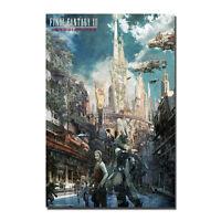 "Forbidden Planet Poster Decor Custom Silk Print 24x36/""//60x90cm"