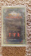 Black Sabbath Cassette TYR with Tony Martin on Vocals 1990