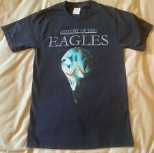 The Eagles History of the Eagles Tour Concert T-Shirt 2014 Men's Small Black
