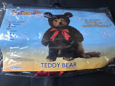 Pet Costume Teddy Bear Small Dog Halloween Costume, Dress up (s)