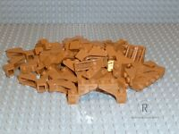 LEGO® 50x 1x3x2 Stein Bogen Halbbogen medium dark flesh 88292 Ritter NEUWARE