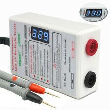 SID GJ2C 0-300V Output All LED LCD TV Backlight Tester Meter Tool Lamp Beads US