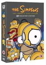 The Simpsons: Complete Season 6 (4 Discs) - DVD
