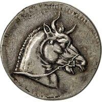 Jetons & Médailles, France, Medal, Reproduction Tétradrachme Aux Types #551309