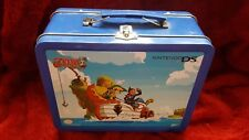 Nintendo DS Lite Zelda Phantom Hourglass On the Go Kit Lunchbox