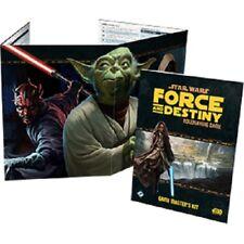 Star Wars jeu de rôle-Force And Destiny GM Kit