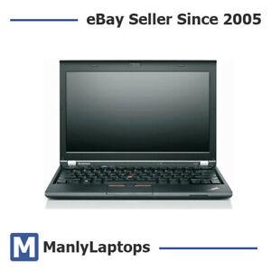 Lenovo X230 i5 2.6GHz 8GB Ram 240GB SSD W10P Small Portable Laptop | 1YR WTY