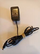 Canon Calculator P23-Dh P11-Dh Ac Adapter Ac-370 Power Supply Cord Dc 6.3V 240mA