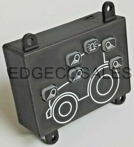 """87331993 Work Lamp Control Panel Fits New Holland """"T6, T7500 & TVT Series"""""""