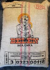 Colombian Inza Belen Organic Raw - Green Arabica Coffee Beans For Home Roasting