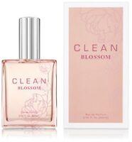 Clean Blossom Perfume for Women - 2.14 oz / 60 ml Eau De Parfum Spray, NIB