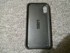 URBAN ARMOR GEAR Pathfinder Wrap Bumper Case for iPhone 7 - Black