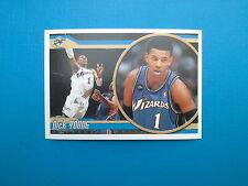 2010-11 Panini NBA Sticker Collection n.160 Nick Young Washington Wizards