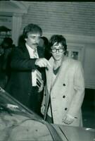 """American actor Al Pacino from """"Cruising"""" - film abo - Vintage photograph 2433154"""