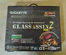 Gigabyte G1.ASSASSIN 2 LGA 2011 Intel X79 SATA 6Gb/s USB 3.0 Ext ATX Motherboard