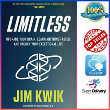 ✅ Limitless  By Jim Kwik (P.D.F) 🔥Instant Delivery 🔥📥