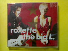 ROXETTE CD 4 TITRES THE BIG L (HOLLAND 1991) 4 VERSIONS