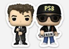 "pet shop boys funko pop! custom promo fridge magnet 3"" x 2.35"""