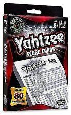 Hasbro Toy Group HG 06100 Yahtzee Score Pad