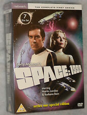 Space: 1999 - Series 1 One - Special Edition DVD Box Set -  NEW SEALED