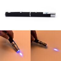 UV Light Fly Tying Pen Gel Curing Laser Pen FlyTying Resin Curing Tool tafr