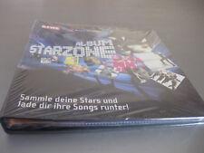 REWE Starzone Sammelalbum -Sony Music- Sammle deine Stars und lade Songs runter