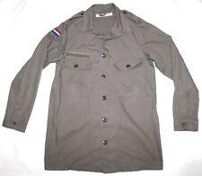 Vintage, Original Dutch Air Force Men'S Field Shirt