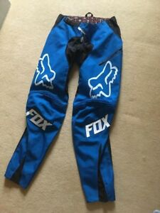 fox biking trousers size 28