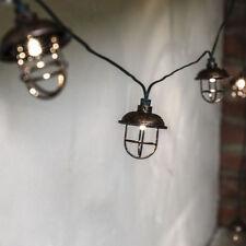 Copper Lantern Solar Garden Lighting Equipment