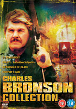 Charles Bronson Collection 5039036030588 DVD Region 2 P H